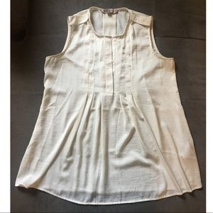Banana Republic heritage collection flowy top S